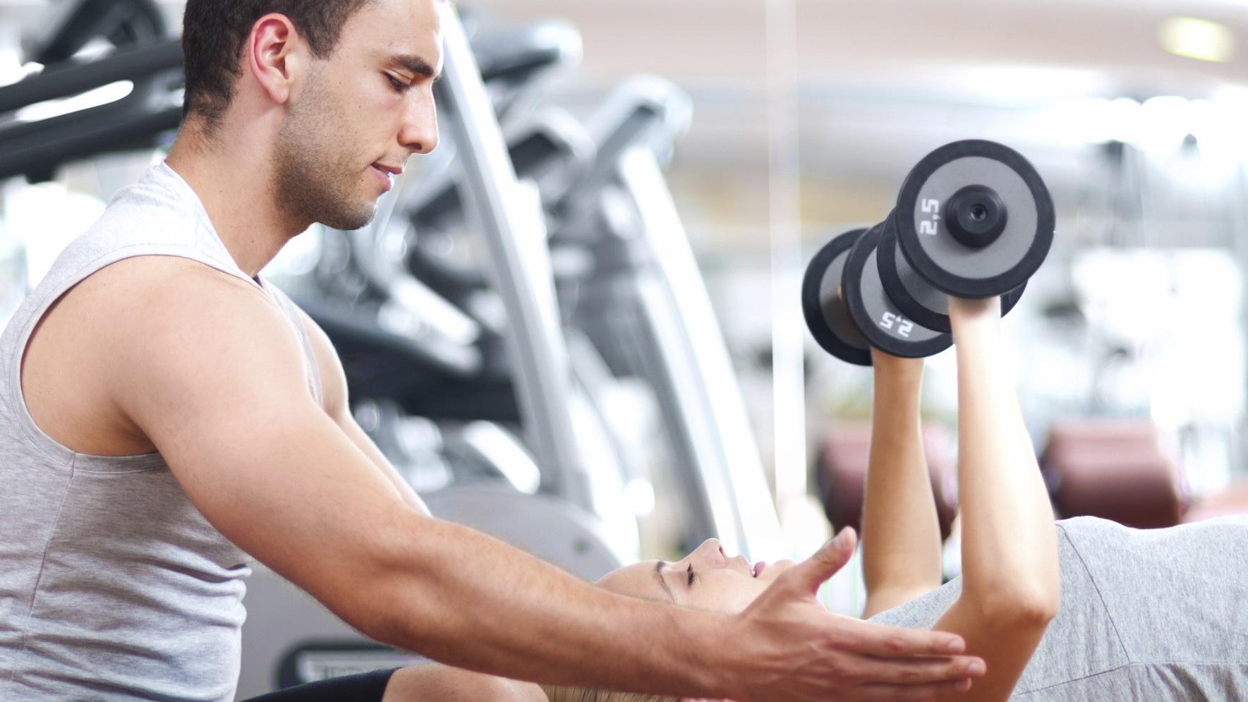 Фитнес клуб знакомство с мужчинами